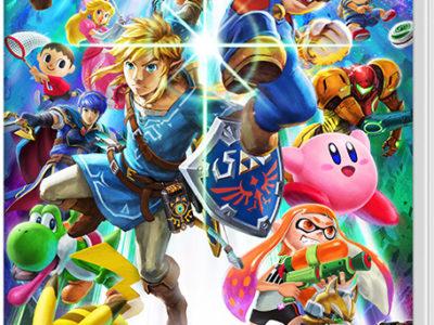Guide parental pour aborder Super Smash Bros. Ultimate sur Switch.