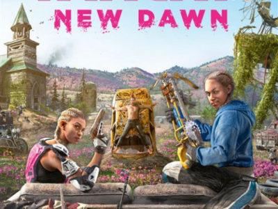 Coucher de soleil éternel [Far Cry New Dawn, PC]