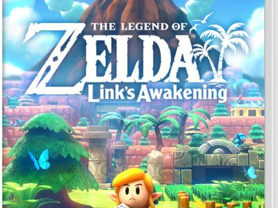 Île est de retour [The Legend of Zelda: Link's Awakening, Switch]