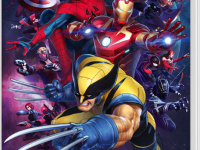 Marvel dire à tout le monde [Marvel Ultimate Alliance 3: The Black Order, Switch]