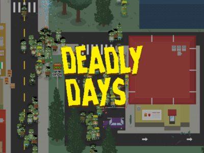PRANKED – on a piégé Macdo (ça tourne mal) [ Deadly Days, PC ]