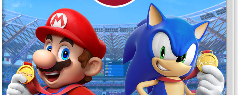 A L épreuve Du Jeu Mario Sonic Aux Jeux Olympiques De
