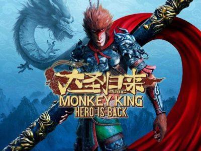 C'est reparti, mon kiki [Monkey King: Hero is back, PS4]