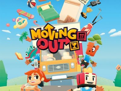Scènes déménage [Moving Out, PS4]