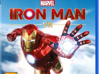 Un homme à tout fer [Marvel's Iron Man VR, PSVR]