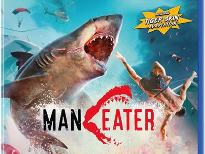 Video Game Shark doo doo doo doo doo doo [Maneater, PS4]