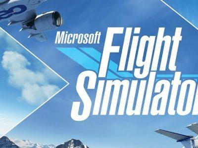 Flight Simulator 2020 – Premières bafouilles
