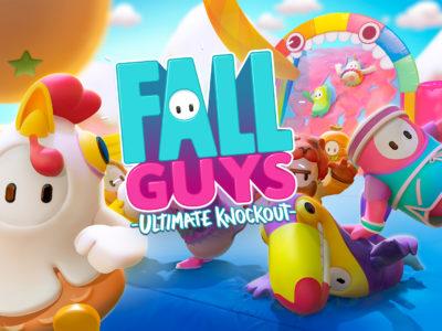 Les mecs qui tombent à pic [Fall Guys]