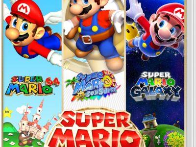 35 ans et pas un bide [Super Mario 3D All-Stars]