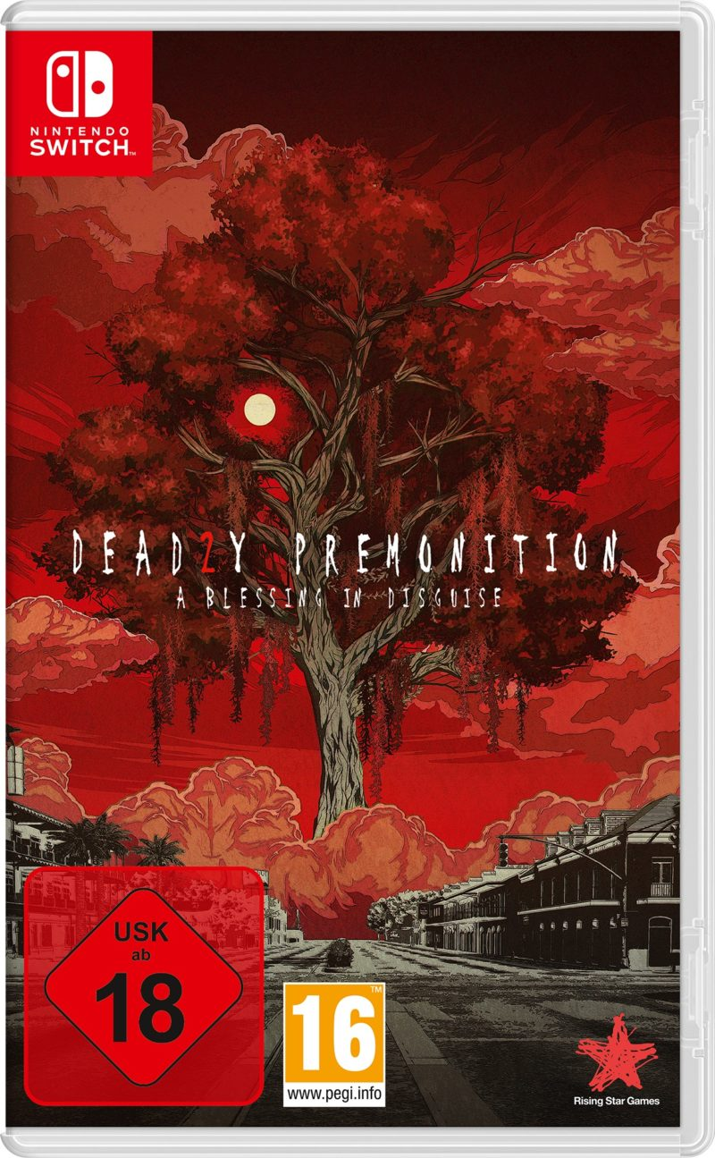 Deadly Premonitions 2 Switch