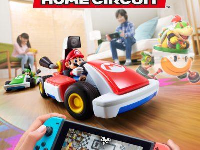 Mirage bien négocié [Mario Kart Live Home Circuit]