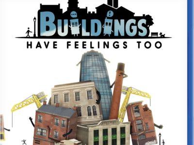 Ça ne casse pas vraiment la baraque [Buildings have feelings too!]