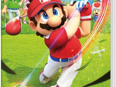 Grand golf le gris [Mario Golf: Super Rush]